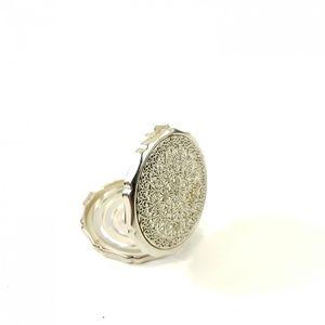 Metal Ornate Pocket Hand Mirror – Made in Japan